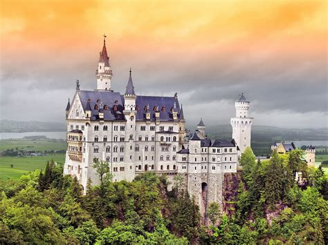 beautiful castles the most beautiful castles in europe photos cond 233 nast