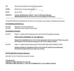 sample meeting memo template 9 free documents in pdf