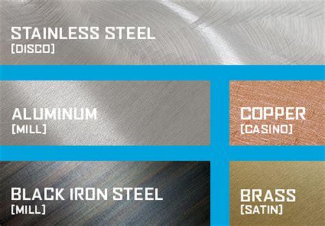 what type of metal is steel custom stainless steel inc pride quality