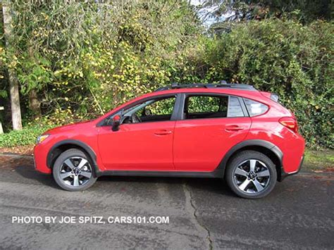 red subaru crosstrek 2017 subaru crosstrek research webpage 2 0i premium