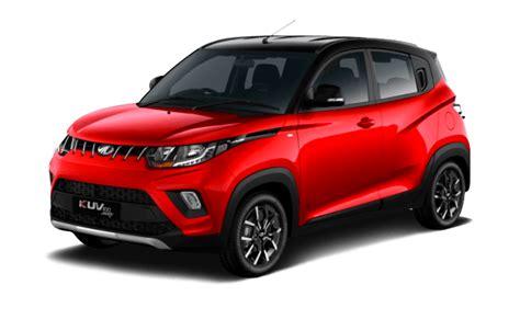 price of mahindra car mahindra kuv100 india price review images mahindra cars