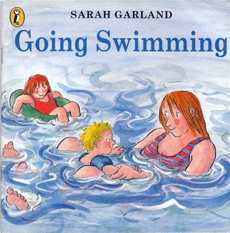 swim wombat swim books going swimming garland