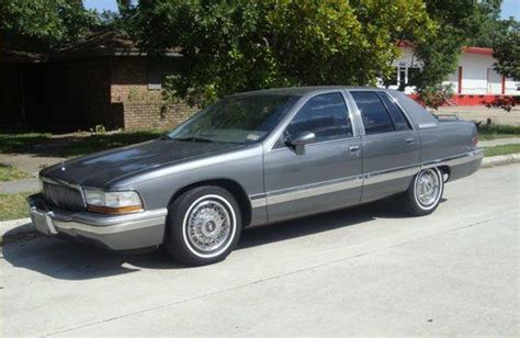 how to sell used cars 1992 buick roadmaster navigation system sell used 1992 buick roadmaster limited texas car low miles 62k great cond in houston texas