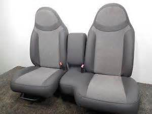 Ford Ranger Replacement Seats Replacement Ford Ranger Extended Cab Front 60 40 Seats