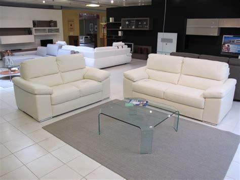 divani salotto calia divano salotto calia sottocosto pelle divani a