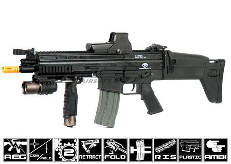 Airsoft Gun Scar classic army sportline fn herstal scar l mk16 carbine aeg airsoft gun