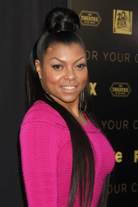 what type of hair does taraji henson weave 15 weave bun hairstyle ideas designs design trends