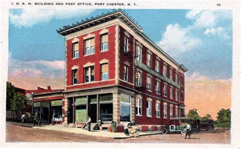 Westchester Post Office by Postcards From Westchester County New York
