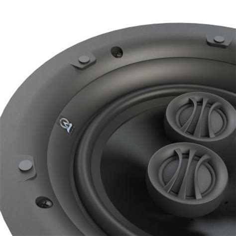 Single Stereo Ceiling Speaker by Invision Express Origin Acoustics P60dt Single Stereo In