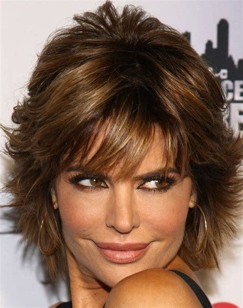 Does Lisa Rinna Have Fine Hair | 66 best images about lisa rinna hairstyle on pinterest