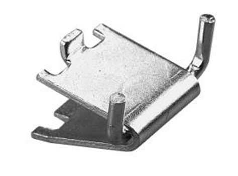 Kv Shelf Support Clip by 242 Series Wire Shelf Support Clip Kv Knape Vogt