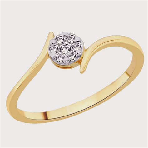 Golden Ring Pix by Engagement Gold Rings Www Pixshark