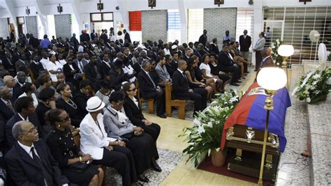 haitian chat room live funeral of duvalier in haiti the brainless of a duvalierist