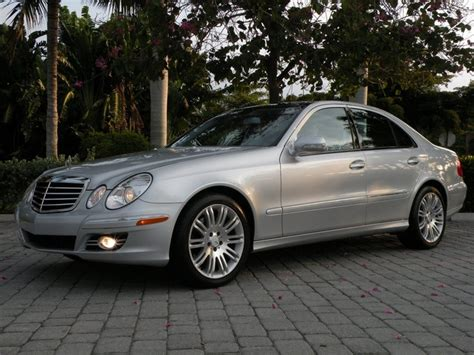 2007 Mercedes E350 4matic by 2007 Mercedes E350 4matic For Sale In Fort Myers Fl