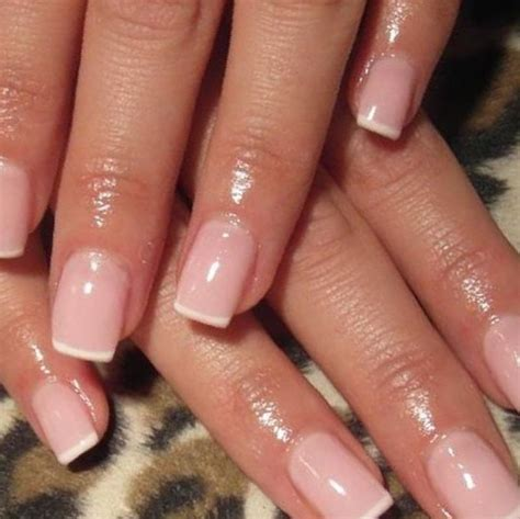 pattern french manicure 35 french manicure designs for short nails stylepics