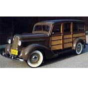 1937 Plymouth PT50 Woodie Wagon  Cars Pinterest