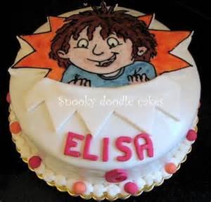 snooky doodle cakes horrid henry cake