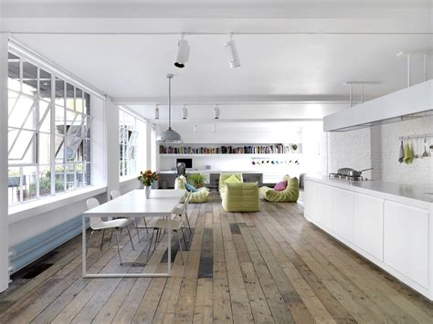imagenes de lofts minimalistas bermondsey warehouse loft apartment form design