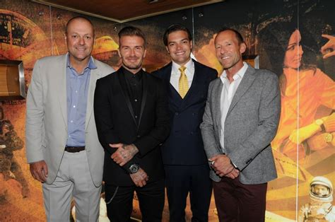 Sale Beckham Susanne 8338zz david beckham visits breitling boutique during nyfw
