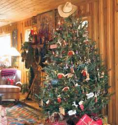 western themed christmas tree ornaments images