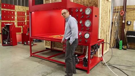 bench online shop sale test bench for high pressure hose youtube