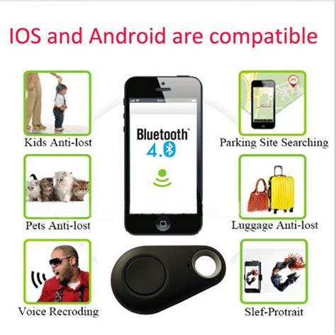 Itag Anti Lose itag smart wireless anti lost alarm self portrait bluetooth remote shutter gps tracker for