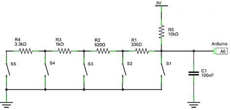 resistor ladder keyboard resistor ladder use 28 images dewbuster patent us20030151532 calibration of resistor ladder