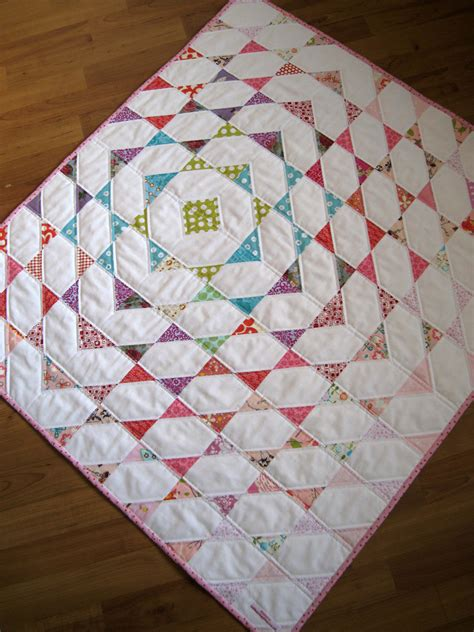 Quilt Scraps by Disappearing Scraps Quilt Pattern