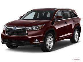 Reviews On Toyota Highlander 2015 Toyota Highlander Hybrid Prices Reviews And Pictures