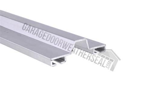 overhead garage door bottom seal overhead door bottom retainer
