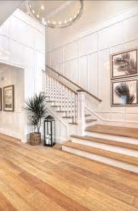 Wainscoting In Foyer Family Home With Coastal Transitional Interiors Home