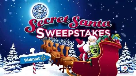 Wheel Of Fortune Sweepstakes - take part in wheel of fortune secret santa sweepstakes