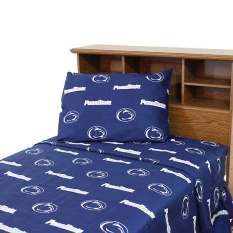 Bed Bath And Beyond State College by Penn State Sheet Set Bed Bath Beyond