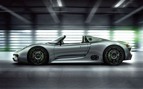 Porsche 918 Hybrid by New Porsche 918 Spyder Sports In Hybrid Concept