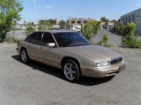 1995 buick regal car interior design