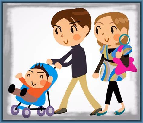 imagenes de familias felices animadas familia animada www pixshark com images galleries with