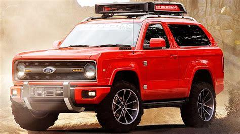 2020 Ford Bronco Look by 2020 Ford Bronco Look Rendering