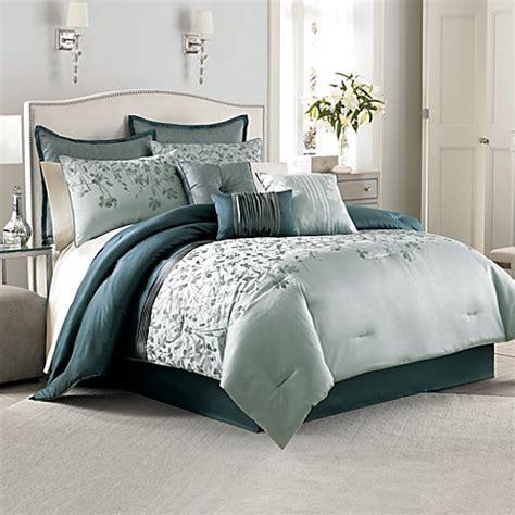 manor hill comforter set manor hill 174 prelude complete comforter set bed bath beyond
