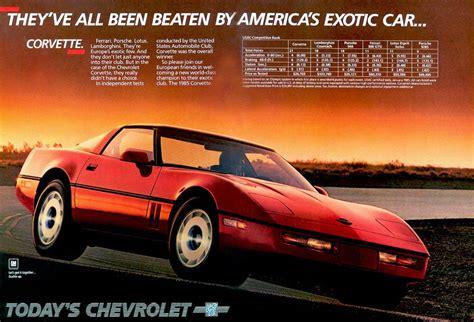 how petrol cars work 1984 chevrolet corvette head up display 1985 c4 corvette ultimate guide overview specs vin info performance more