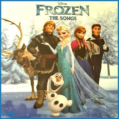 frozen film and songs disney s frozen the songs cd giveaway is here