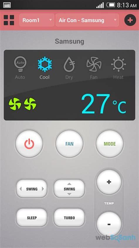 3 ứng Dụng điều Khiển điều H 242 A Bằng Smartphone Tốt Nhất