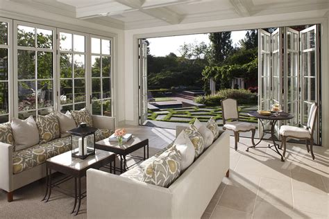Decorating Patio Doors Tremendous Folding Patio Doors Prices Decorating Ideas Images In Sunroom Traditional Design Ideas