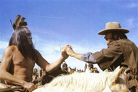 film cowboy e indiani they live by night the outlaw josey wales mending a