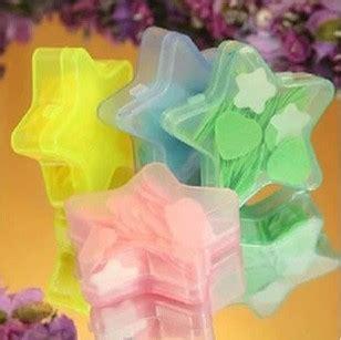 Sabun Kertas Packing Bintang 1 sabun kertas bintang unik untuk travelling 336 produk albc