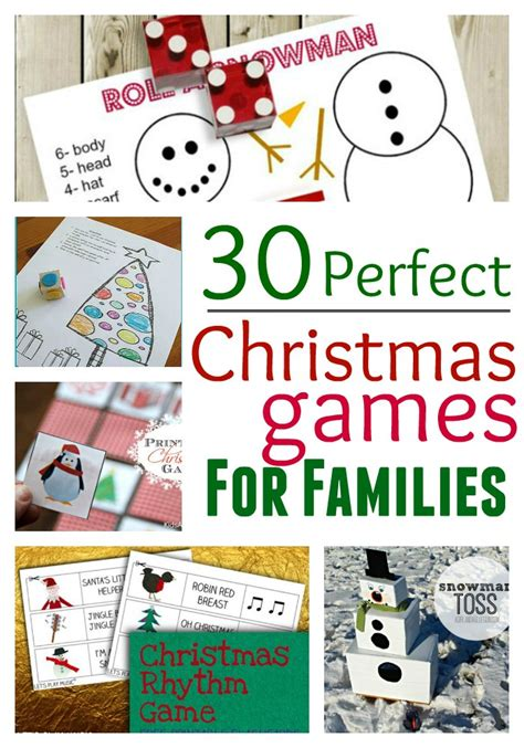xmas games for large groups 30 for families that will bring you cheer