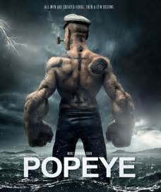 Popeye Movie kids movies to see in 2016 family friendly films