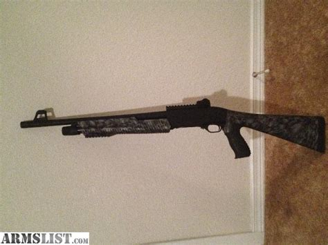 armslist for sale weatherby 12 ga home defense shotgun