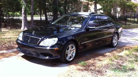2006 mercedes s500 amg for sale s class fully loaded