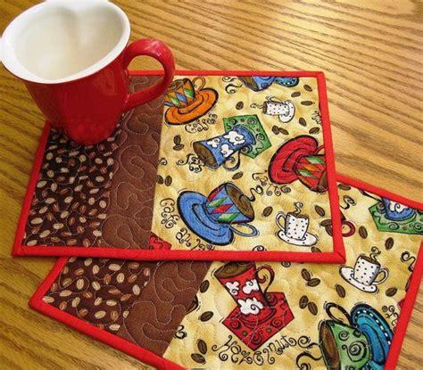 mug rug ideas best 25 mug rugs ideas on quilted coasters mug rugs and mug rug tutorial