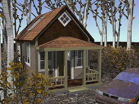 Plans For Small Cottages by Small Cottage Cabin House Plans Small Cottage House Kits